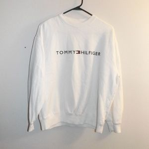 Tommy Hilfiger Small Sweat Shirt Vintage